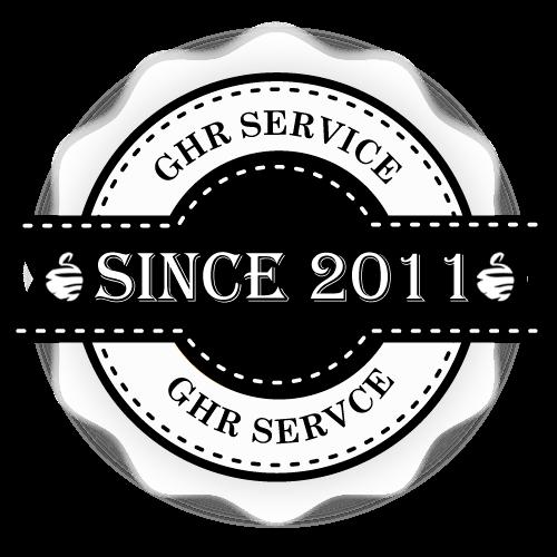 GHR Service Since 2011
