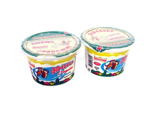 "Sour cream ""Marianna"" 400gr 18%"