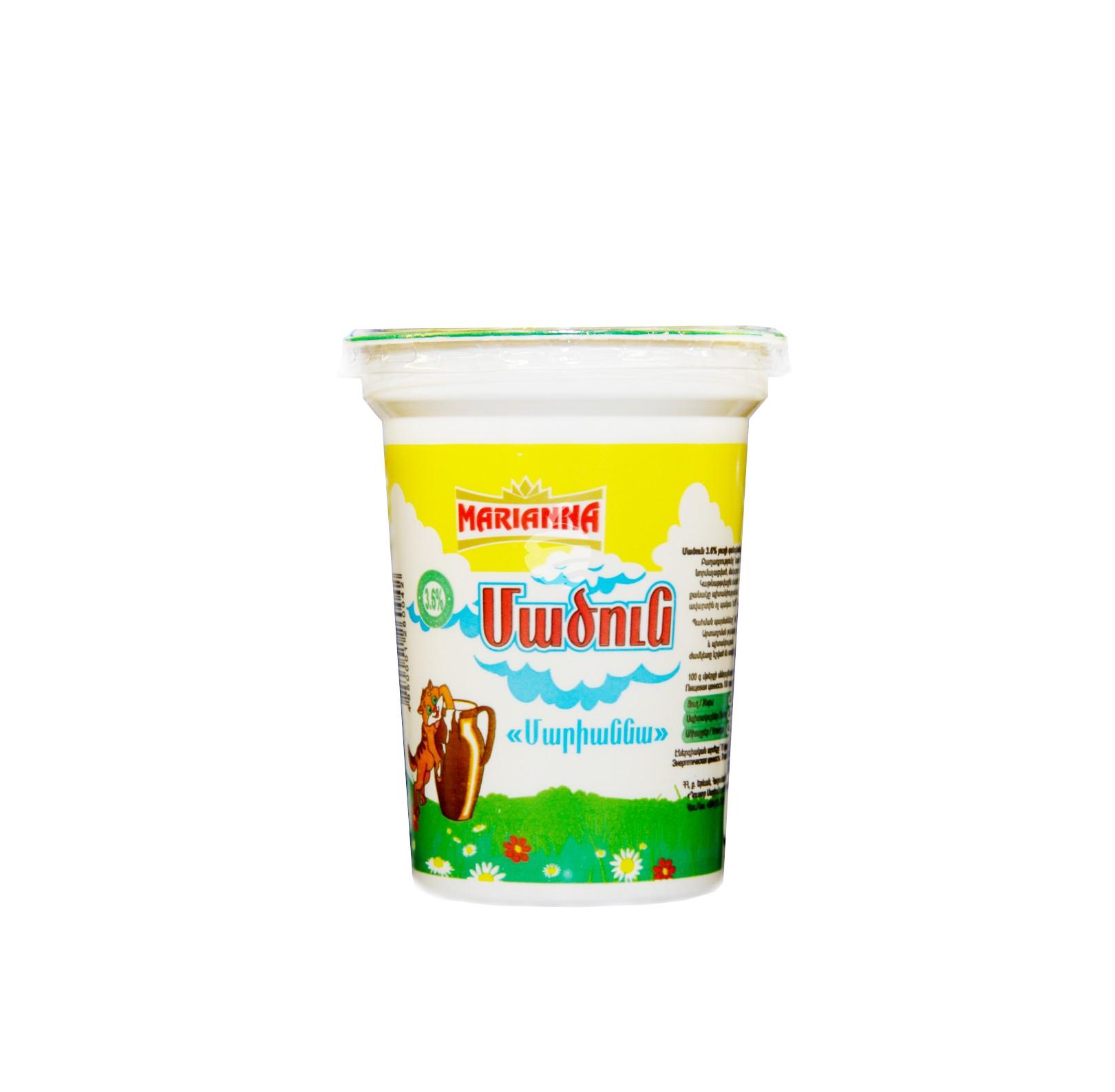 """Matsun """"Marianna"""" 450 gr 3.6%"""