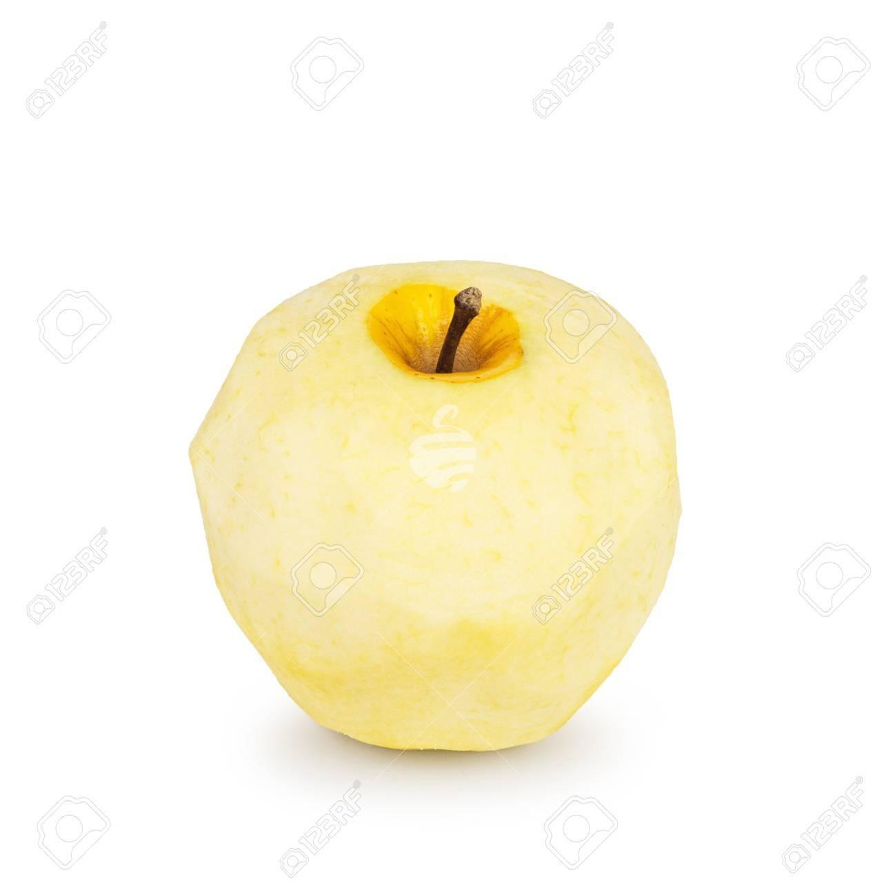 Яблоки голден (очищенные)