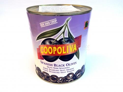 Զեյթուն Coopoliva կտրտ. 1.56կգ