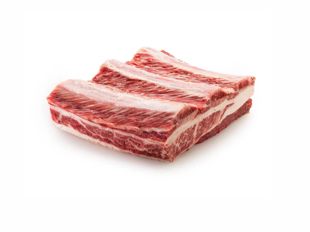 Տավարի միս ոսկորով