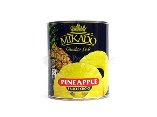 """Արքայախնձոր """"Միկադո"""" շերտասալ. 580գր"""