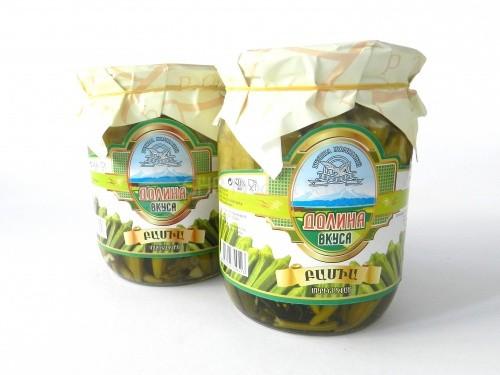"""Բամիա մարինադ """"Արտֆուդ"""" 0.72լ"""