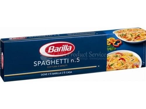 Սպագետի Barilla #5 0.5կգ