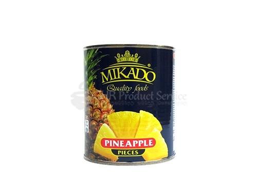 """Արքայախնձոր """"Միկադո"""" կտորներ 580գր"""