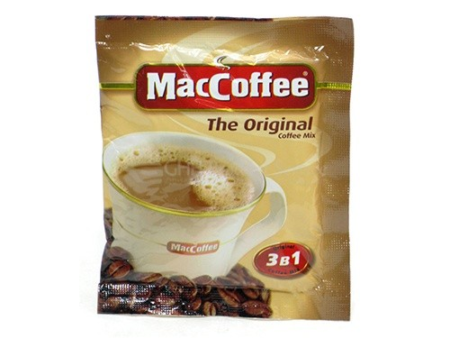 """Mac Coffee"""