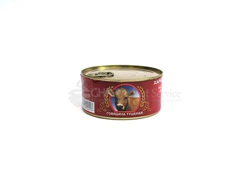 Տավարի շոգեխ. միս Խարբերդ 0.338կգ